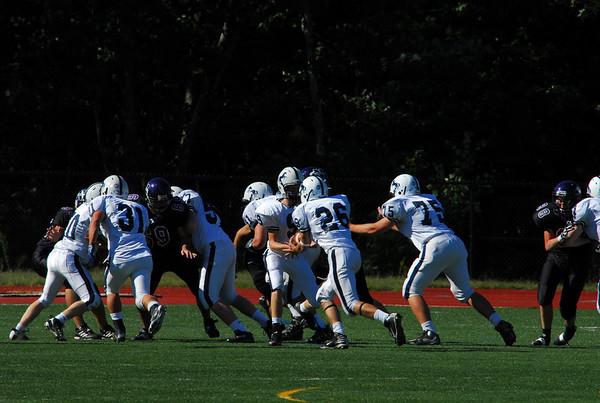 Medway High School Football 2010