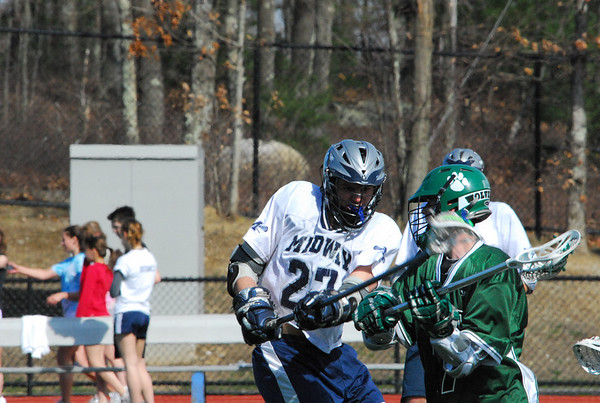 Medway Lacrosse 09