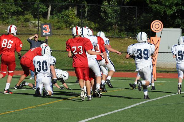 Medway High School Football 2011