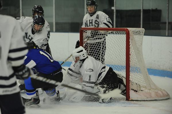 Medway High School Hockey 2011 - 2012
