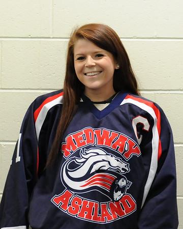 Medway High School Hockey 2012 - 2013