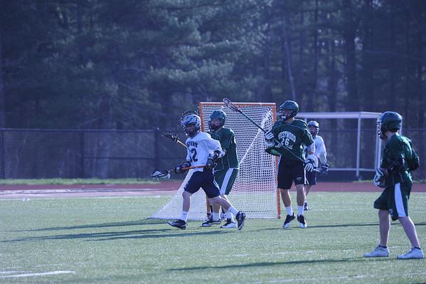 Medway High School Lacrosse 2011